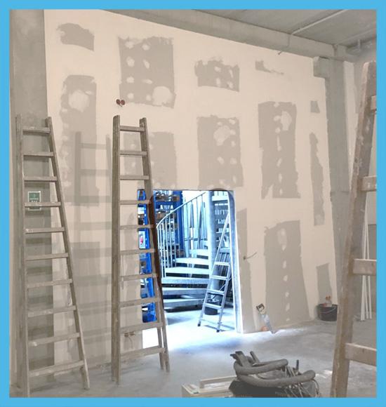 Trockenbau Wand und Deckensysteme